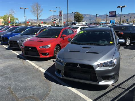 Southwest Mitsubishi by Some New Edition Evo X S In The Southwest