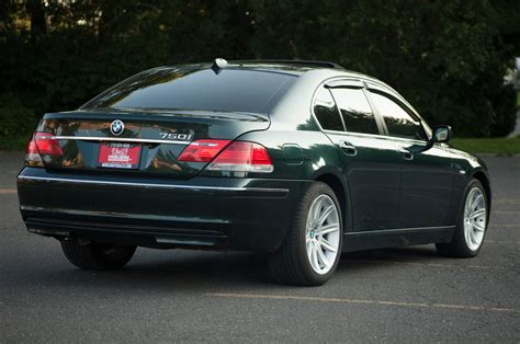 Used Bmw For Sale by 2006 Used Bmw 750i For Sale
