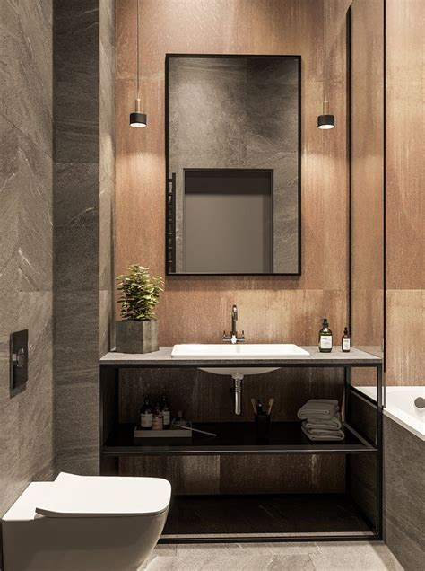 Small Stylish Four Homes 50 Square Meters by 2233 Best Bathroom Designs Images On Modern