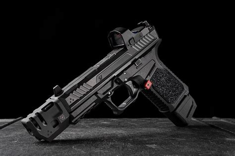 strike industries strike  compact  glock frame kit  firearm blog