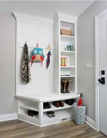 Mud Room Cabinets 7 small mudroom d 233 cor tips and 23 ideas to implement them