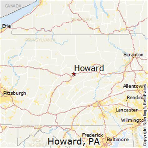 places    howard pennsylvania