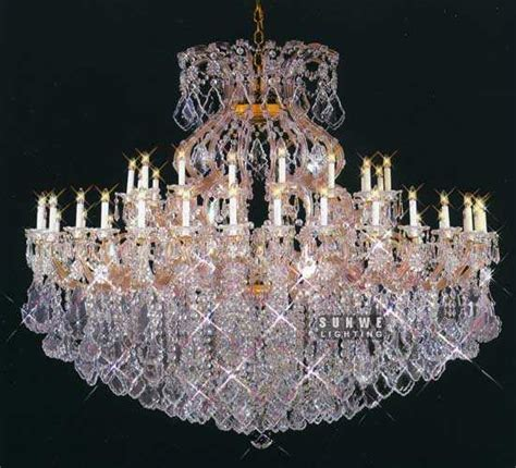 gold large chandelier big size hotel chandelier