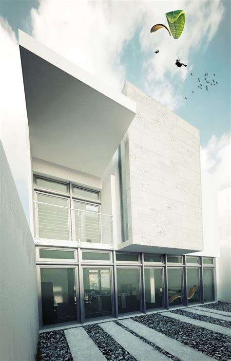 Modern Style Architectural Renders by Modern Style Architectural Renders