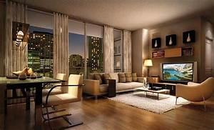Apartments Interior Home Design