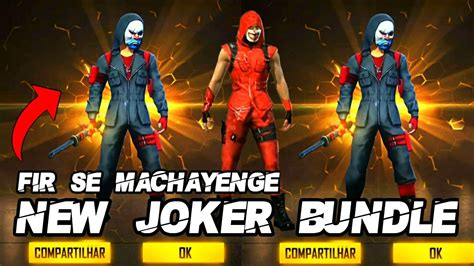 Free fire criminal bundle wallpaper page 1 line 17qq com if you're looking for the best joker wallpaper then wallpapertag is the place to be. NEW JOKER BUNDLE UPCOMING FREE FIRE | NEW JOKER BUNDLE ...
