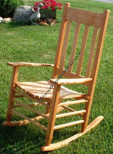 Porch Rocking Chair Plans by Rocking Chair Paper Plans So Easy Beginners Look Like