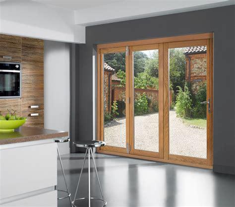 Glass Patio Doors by 6ft Folding Sliding External Patio Doors Decor Folding