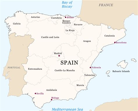 map  spain clipart clipground