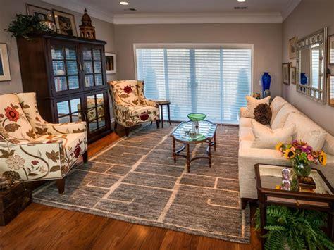 traditional gray living room heather mcmanus hgtv