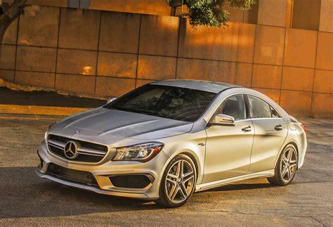 2016 Mercedesbenz Cla Class Review, Ratings, Specs