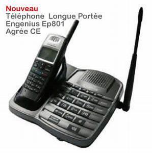 Téléphone Sans Fil Longue Portée : engenius ep801 engenius ep800 vente directe t l 01 48 75 35 00 ~ Medecine-chirurgie-esthetiques.com Avis de Voitures