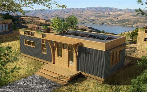 green home designs greenpod prefab homes modernprefabs