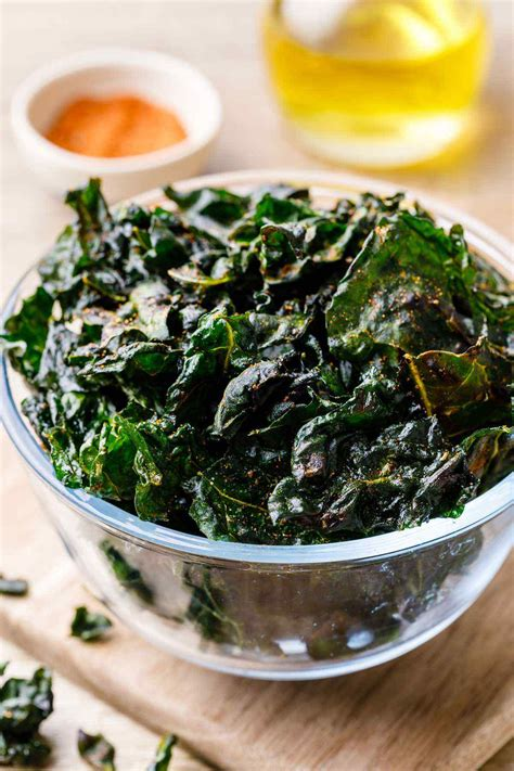 kale chips fryer air spicy chip easy substitute try these homemade recipes