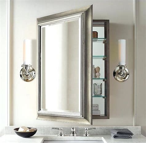 Bathroom Medicine Cabinets With Lights Bathroom Lighting