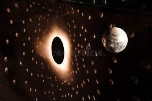Spotlight, On, Disco, Ball, Stock, Photo, Image, Of, Planet