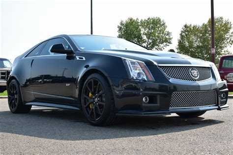 2012 Cadillac Cts-v Coupe 2 Door For Sale #93269