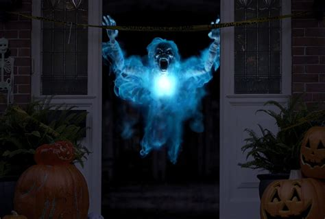 Spooky Animated Halloween Decorations