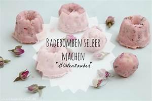 Badebomben Selber Machen : diy badebomben oder badekugeln selbermachen bl tzenzauber mamahoch2 ~ Markanthonyermac.com Haus und Dekorationen