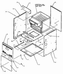 Amana Gcia Gas Furnace Parts