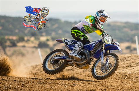 junior motocross hunter lawrence interview mcnews com au