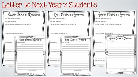 transform third grade end of year worksheets with