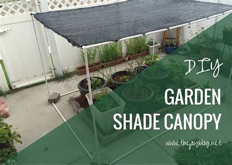 framed pool canopy cover diy freestanding shade canopy for garden the joy blog