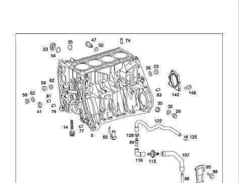 2005 Mercede Engine Diagram i a 2005 mercedes c230 kompressor it has 85 000