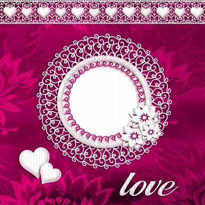 Frame Pink Frames Transparent Yopriceville Clipart