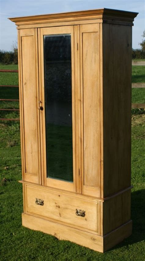 Childrens Wardrobe Armoire by A Solid Pine Childrens Armoire Wardrobe