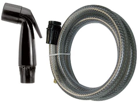 kitchen sink sprayer hose repair cox hardware and lumber replacement kitchen sink sprayer