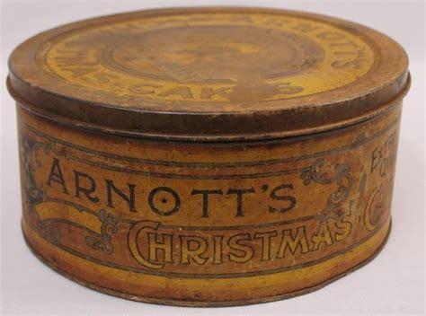 Antique Ls Ebay Australia by Vintage Arnott S Cake Tin Biscuit Tin Ebay