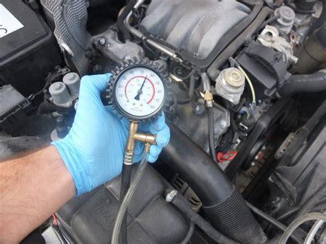 fuel pressure testing car  japan