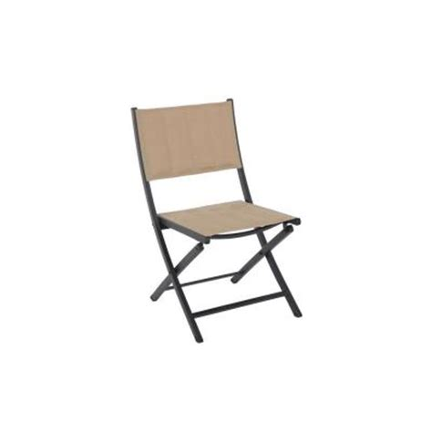 home depot folding cing chairs martha stewart living patio furniture franklin park brown