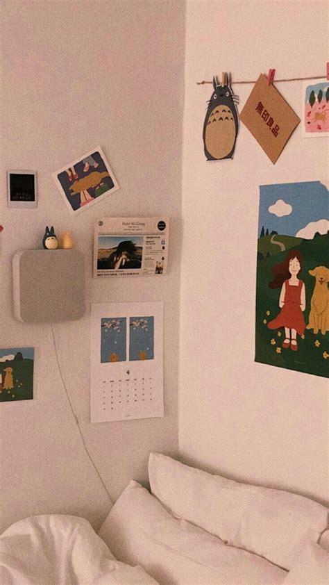 background kamar aesthetic poster