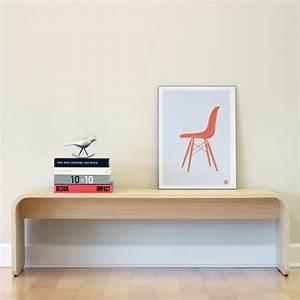 Banc Entrée Bois : meuble d 39 entr e moderne pour la bonne premi re impression ~ Teatrodelosmanantiales.com Idées de Décoration
