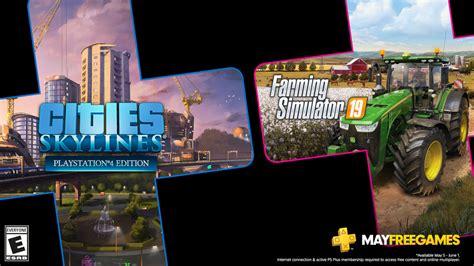 PlayStation Plus Mayıs 2020 Ücretsiz Oyunları Belli Oldu ...