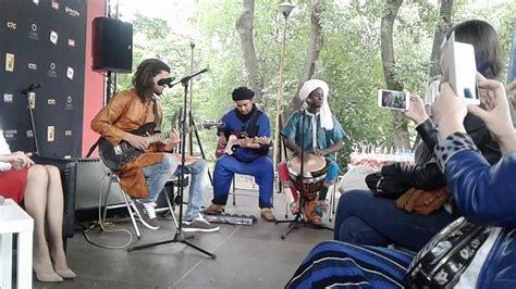 Марокканские музыканты Daraa Tribes в Екатеринбурге