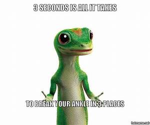 Geico Gecko - Meme Generator. Make a Meme online | Oh Snap ...