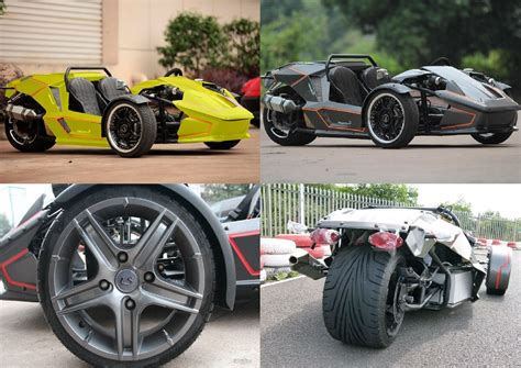 Scorpion 3 Wheeler Sports Car, Available At Lifestyle