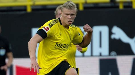 The latest update from norwegian media putlet viaplay says that chelsea are 'working intensely' to sign haaland, 20, and they seen him as the 'missing. Dortmund superstar Haaland: I'd have been a rapper or a ...