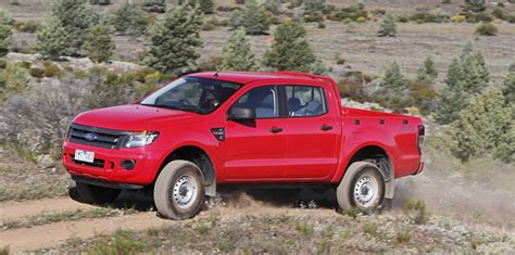 ford ranger increases towing capacity  joint class