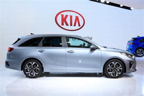 Allnew 2019 Kia Ceed Wagon Joins Hatchback In Geneva
