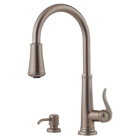 faucet com gt529 ypk in brushed nickel by pfister
