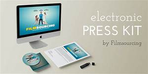 Best epk template pictures inspiration example resume for Electronic press kit template free