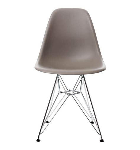 vitra eames dsr side chair mauve grey office chairs uk