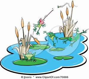 Duck Pond Clipart - Clipart Suggest