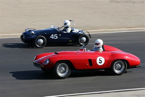 Ferrari 500 Mondial - 2006 Monterey Historic Automobile Races