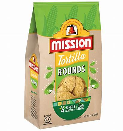 Chips Tortilla Rounds Mission