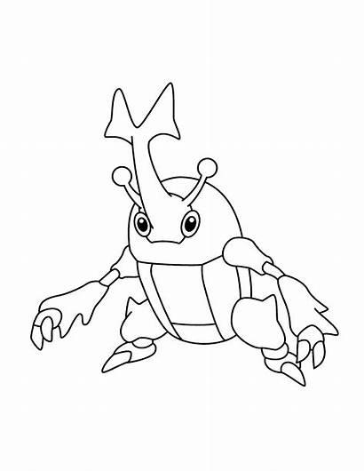 Pokemon Ausmalbilder Coloring Zum Malvorlagen Ausmalen Colorear
